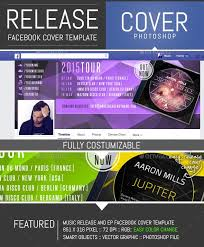 dj release timeline cover template psd song facebook cover photo template