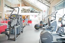 tallinn airport pop up gym