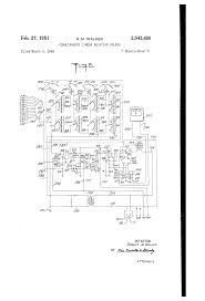 Patent us2543650 simultaneous linear equation solver drawing painless wiring diagram transistor voltage regulator
