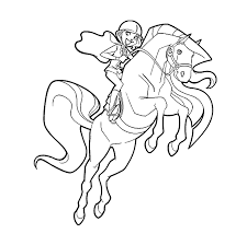 Small Picture Horseland coloring pages calypso ColoringStar