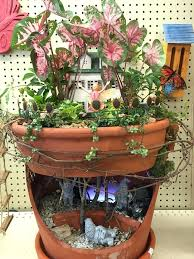 best miniature fairy gardens images on garden containers diy accessories