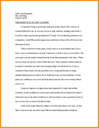 autobiographical essay example examples how to write an for  autobiography college essay example inside writing a personal how to write an autobiographical for admissions why
