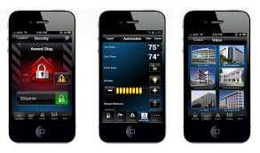 home security systems remote phone app doctors home security apps o13