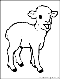 Small Picture printable easter lamb coloring pages Archives Best Coloring Page