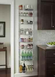 Amazon.com: ClosetMaid 1233 Adjustable 8-Tier Wall and Door Rack, 77-Inch  Height X 18-Inch Wide: Home & Kitchen