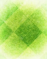 Abstract Green Background Yellow White Parchment Texture Faded