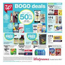 Walgreens Ad Jul 22 28 2018 Preview