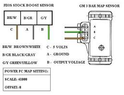 Map Sensor Wiring Diagram For Maf Wiring Diagrams
