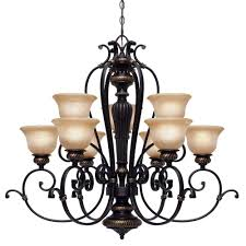 amazing florian collection light etruscan bronze tier chandelier with 2 tier chandelier
