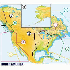 C Map Max Wide Map Us East Coast And Bahamas