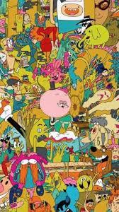 70'S Cartoon Wallpapers on WallpaperDog