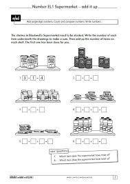 Basic Skill Math Worksheets Worksheets for all | Download and ...