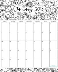 january 2018 calendar free free blank online calendars january 2018 sarah titus