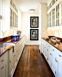 Kitchen : White Galley Kitchen Remodel Drinkware Ice Makers The