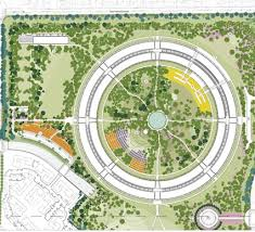 New apple office cupertino Spaceship In The Landscape Drawing Of Apples Campus City Farmer News Apples New campus To Include Hundreds Of Fruit Trees For 14200