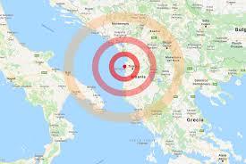 Terremoto in Albania: forte scossa, avvertita anche in ...