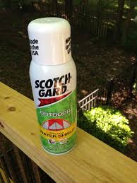 scotch guard for outdoor fabric