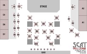 Jazz Band Seating Chart Purchase Tickets To Ricki Derek His Big Band At Ricki
