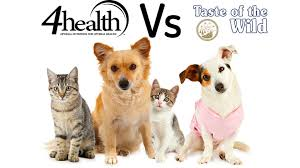 4health Vs Taste Of The Wild 2019 For Top Cats No Under Dogs
