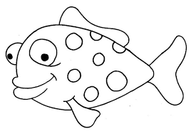 Small Picture Printable 34 Cute Fish Coloring Pages 8691 Cute Fish Coloring