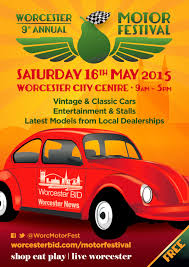 Past Motor Festivals – Worcester BID