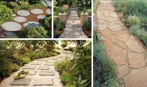 15 beautiful diy garden path ideas to