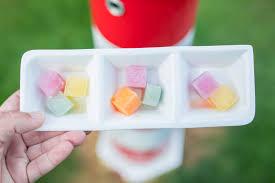 Sommer Rezept Für Kinder Leckere Ahoj Brause Eiswürfel