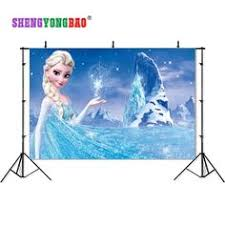 <b>SHENGYONGBAO</b> Frozen theme <b>Vinyl Custom Photography</b> ...