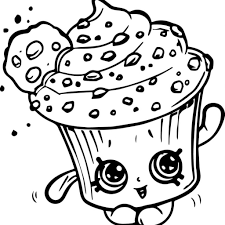 Baby Cookie Monster Coloring Pages With Kooky Drawing 20 15 And At
