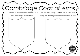 Design A Coat Of Arms Worksheet Drawing And Creative Writing Worksheets Creating My Cambridge