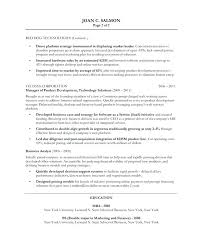 Resume Examples For Management Resume Sample Source