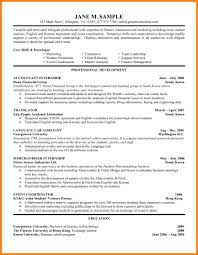 11 College Student Resume Sample Graphic Resume