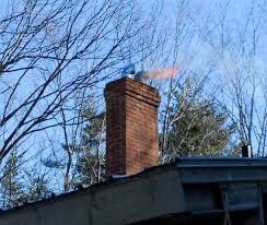COURTESY A flue fire ripped through a home on Godfrey Lane in Remsenburg in  2005.