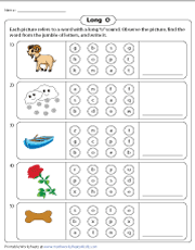 Use this set of 11 long o sound phonics worksheets in your ela lessons. Long O Worksheets
