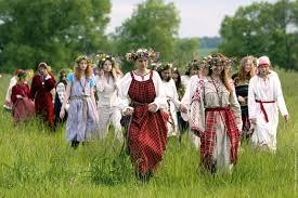 Традиции и Праздники История России Праздник новолетие