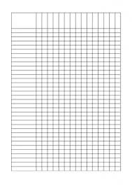 Homework Chart Template For Teachers Target Charts Teaching Ideas