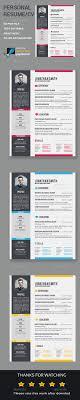 308 Best Cv Images On Pinterest Resume Resume Design And Design