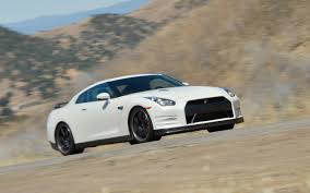 Watch the Reveal of the Nissan GT-R Live From New York Photo ...