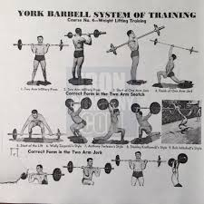 york barbell weight. york barbell system of training course 4 weight lifting
