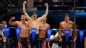 Olympics 2021 updates - Caeleb Dressel ...