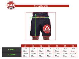 Training Shorts Gb2 Black Gb Wear