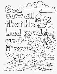 Bible Coloring Pages Kids Fun Time