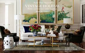 Williams Sonoma Home Luxury Furniture & Home Decor