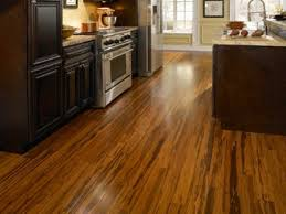 Vinyl Plank Flooring Kitchen Bamboo Look Vinyl Plank Flooring The Best Way To Clean Tile