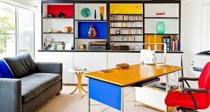 colorful home office. Fine Home Img Intended Colorful Home Office T