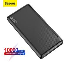 <b>Портативное зарядное устройство Baseus</b>, 10000 мАч, с двумя ...