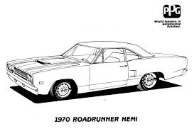 Small Picture Muscle Car Coloring Pages 26474 Bestofcoloringcom