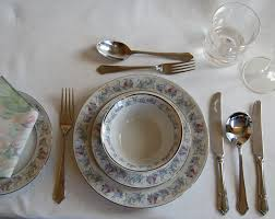 Table Settings Uk