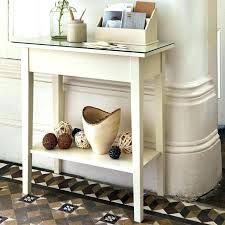 narrow hall tables furniture. Narrow Tables For Hallway Small Hall Furniture Modern Wood Console Table Glass Top . O