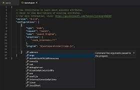 debugging in visual studio code